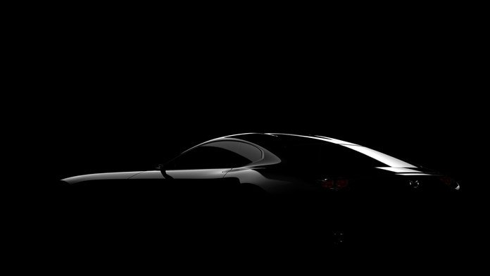 Nowy koncept Mazdy Tokio 2015