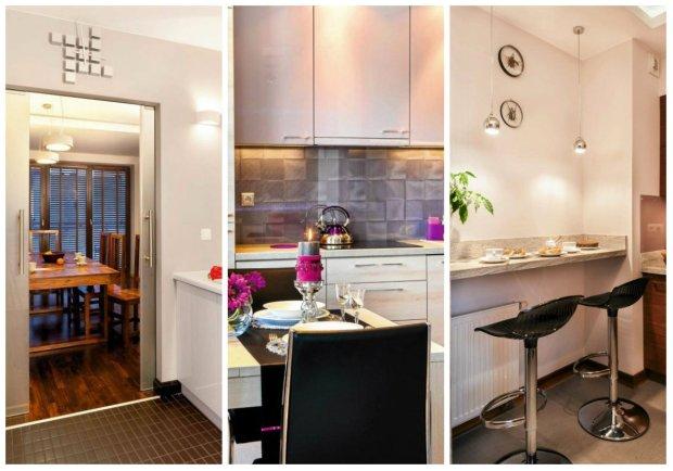 Kuchnia Z Pokojem W Bloku Budowa Projektowanie I