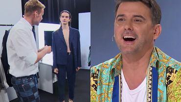 Krzysztof z 'Top model'