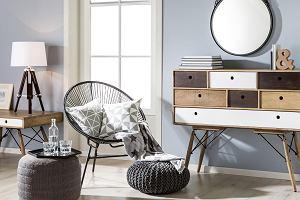 Salon w stylu skandynawskim - porady i aranżacje