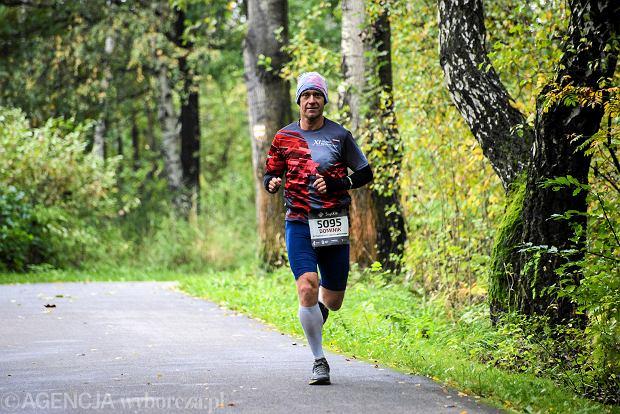 Zdjęcie numer 61 w galerii - Silesia Marathon. Chłód i wiatr niestraszne, rekord pobity! [ZDJĘCIA]