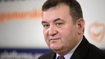 Poseł PO Stanisław Gawłowski