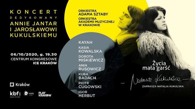 Tyle słońca w całym Krakowie. Muzyczne wspomnienie Anny Jantar i Jarosława Kukulskiego