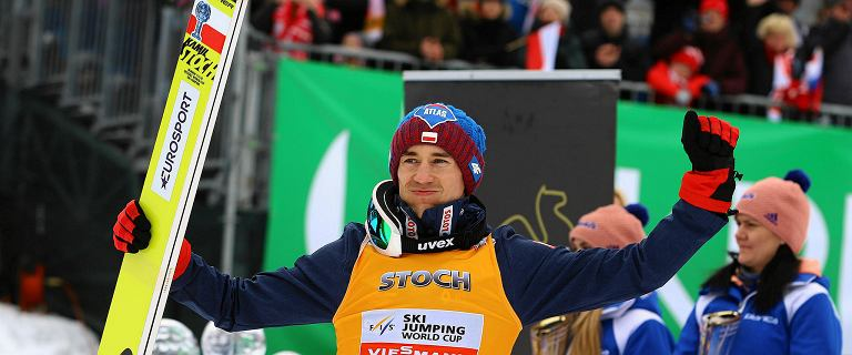 Skoki narciarskie. Kamil Stoch znowu zdominuje sezon? Niemiecka agencja nie ma wątpliwości