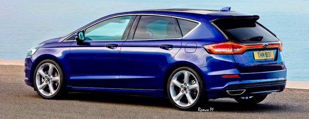 Nowy Ford Focus (render)