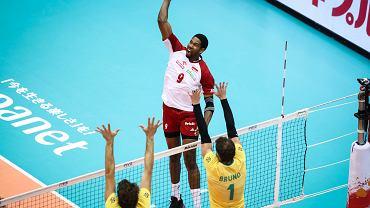 Wilfredo Leon, Polacy grają z Brazylią w Pucharze Świata