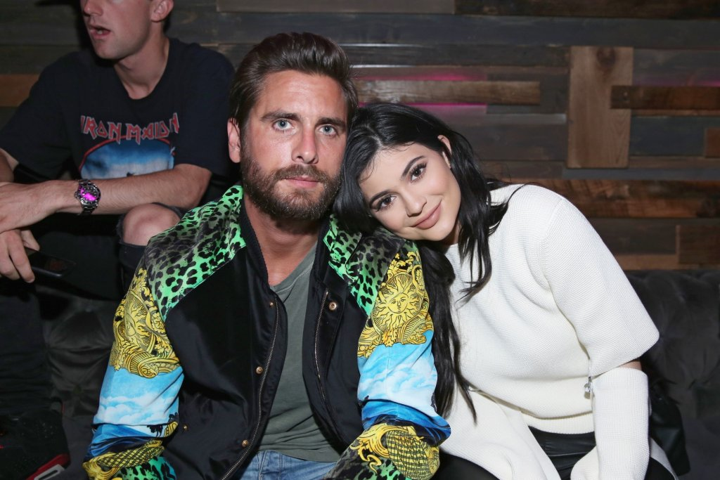 Scott Disick, Kylie Jenner