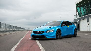 Volvo S60 Polestar TC1 Race Car