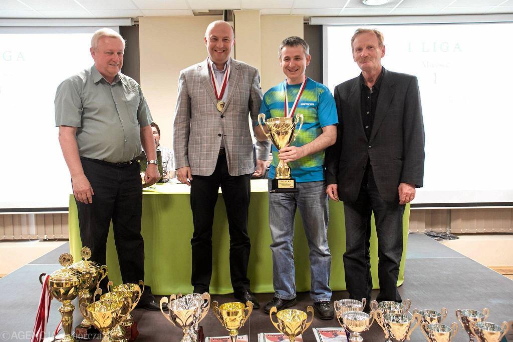 Zakończenie rozgrywek Lubelskiej Ligi Tenisa Stołowego sezonu 2013/2014