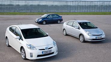 Toyota Prius | Osiemnaste urodziny