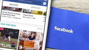 Watch - nowy serwis wideo uruchomiony przez Facebooka