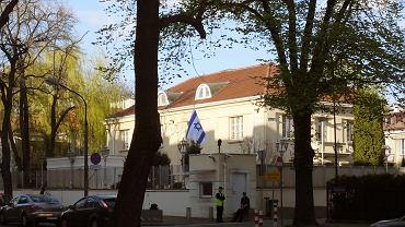 Ambasada Izraela w Polsce