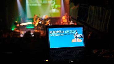 Metropolia Jest Okey od lat odbywa się między świętami a Sylwestrem. W tym roku wyłącznie w formule online