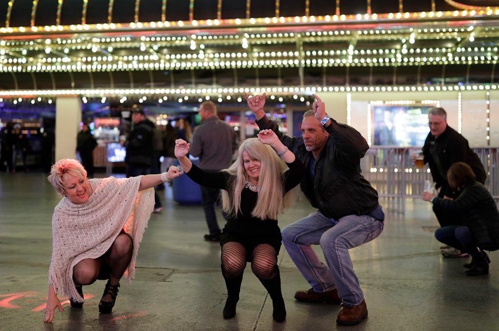 Nowy Rok w Las Vegas
