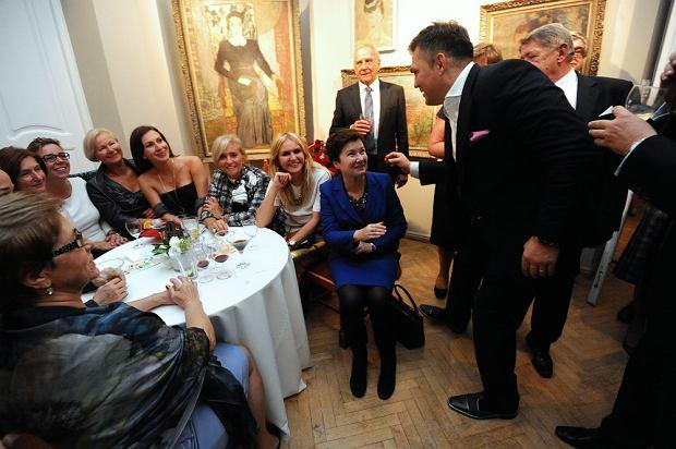 Monika Olejnik, Hanna Gronkiewicz Walt i Dariusz Michalczewski