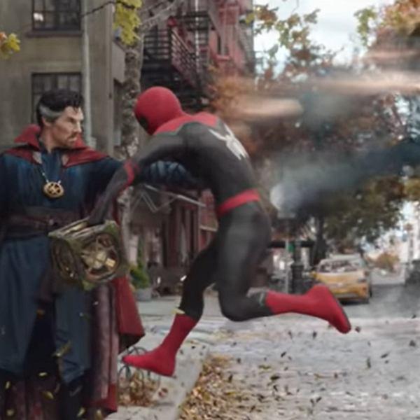Zwiastun filmu 'Spider-Man: No Way Home'