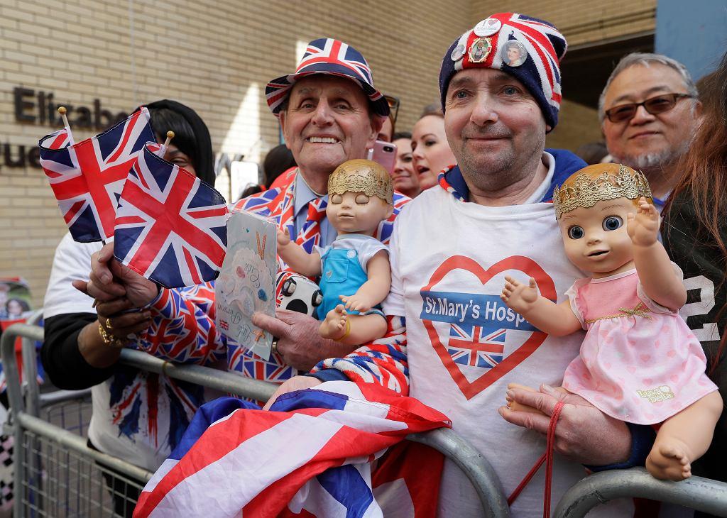 Księżna Kate rodzi. Fani brytyjskiej rodziny czekają na nowego potomka
