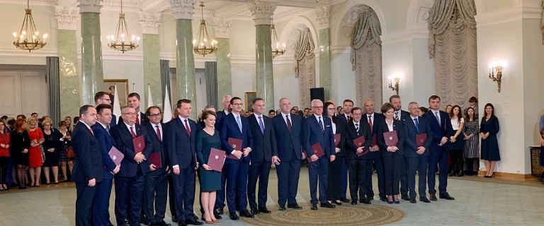 Kto jest kim w nowym rządzie Mateusza Morawieckiego?