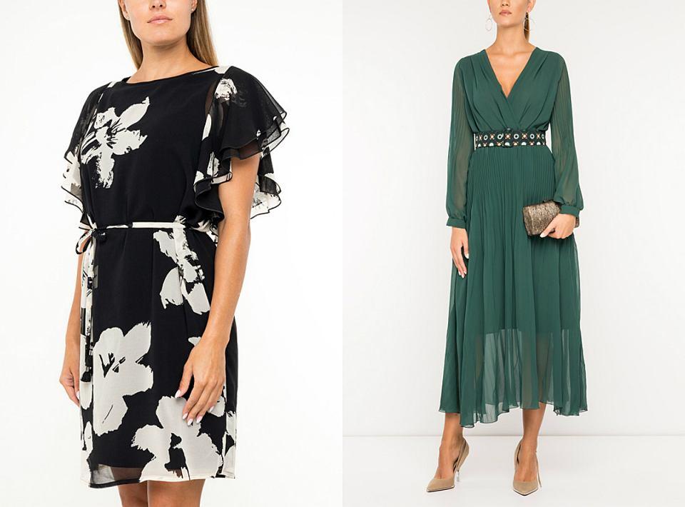Sukienki z kolekcji Marella