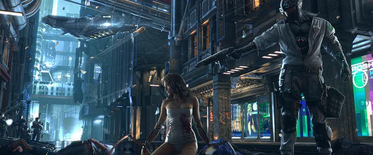 Raport o rynku gier: Cyberpunk 2077 będzie hitem sprzedażowym