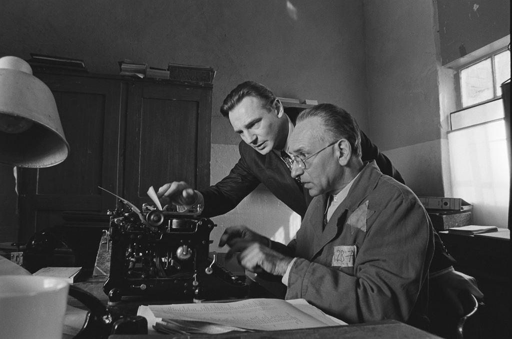 'Lista Schindlera' wraca do kin