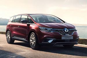 Renault Espace po faceliftingu. Prawie 170 tys. zł za rodzinnego minivana