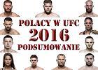 Polacy w UFC: Podsumowanie 2016 roku