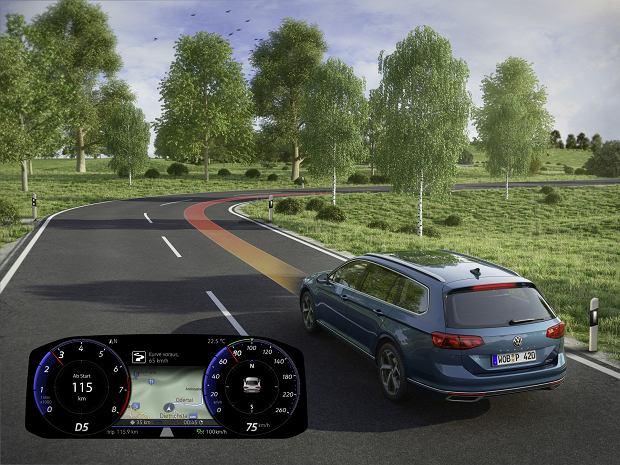 Nowy Volkswagen Passat (2019)