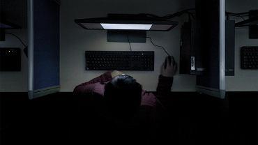 Czyściciele internetu (kadr z filmu)