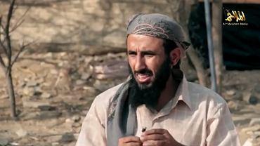 Naser al-Wahiszi, numer dwa w Al-Kaidzie, grozi Ameryce