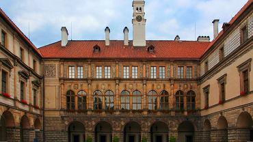 Czeskie zamki: Nelahozeves
