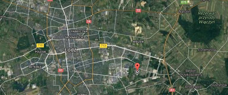 Tragiczny wypadek w Łodzi. Ziemia przysypała cztery osoby, dwie zmarły
