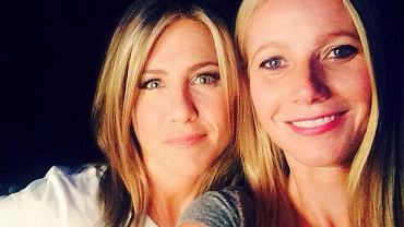 Jennifer Aniston i Gwyneth Paltrow