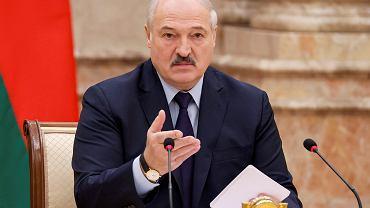 Prezydent Aleksander Łukaszenka