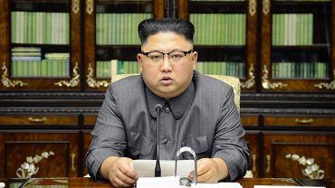 Dyktator Korei Północnej Kim Jong Un