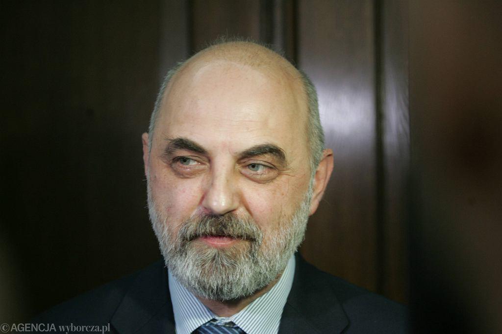 Senator Łukasz Abgarowicz