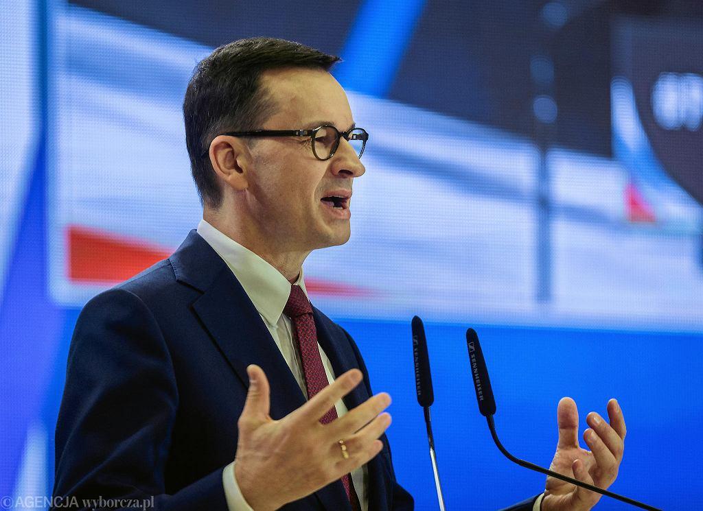 Wybory do europarlamentu 2019. Konwencja PiS w Katowicach