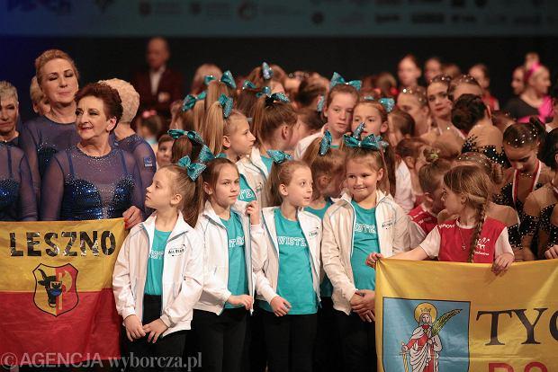 Zdjęcie numer 44 w galerii - Cheerleaderki rywalizują w Kielcach. Bo taniec nie jedną ma twarz [ZDJĘCIA]