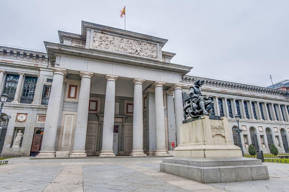 Muzeum Prado, Madryt Hiszpania