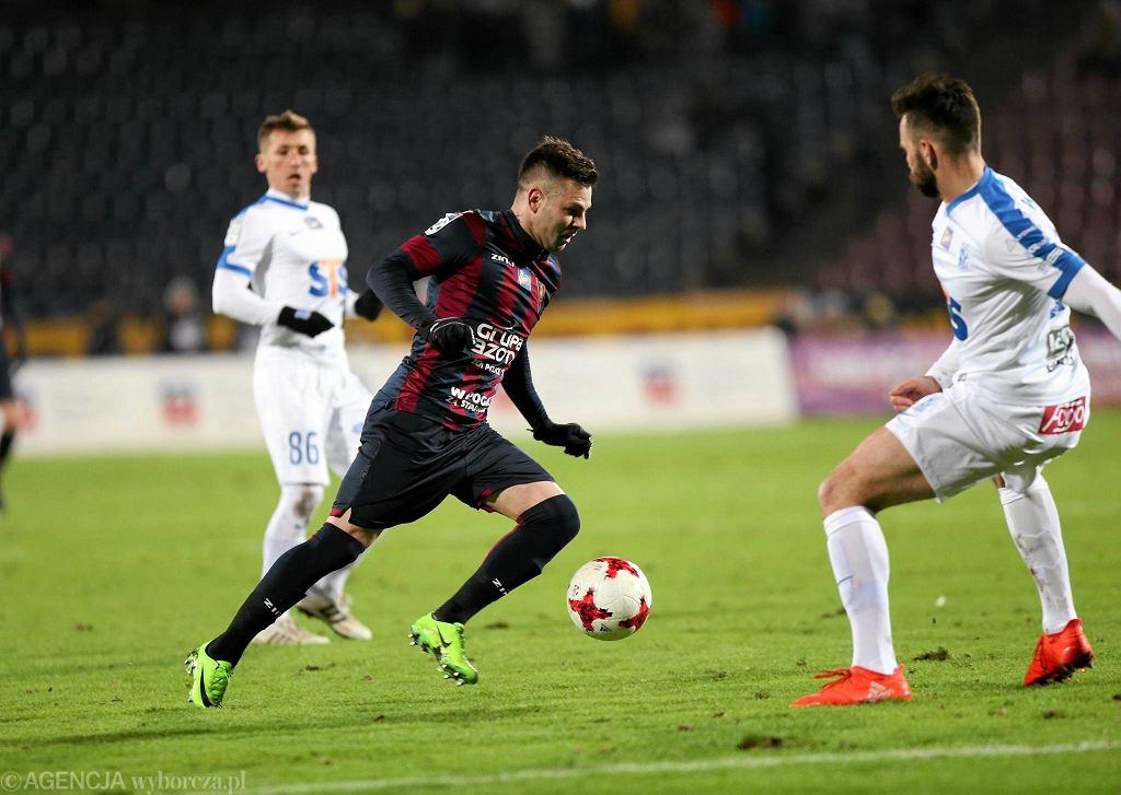 Pogoń Szczecin 0:3 Lech Poznań