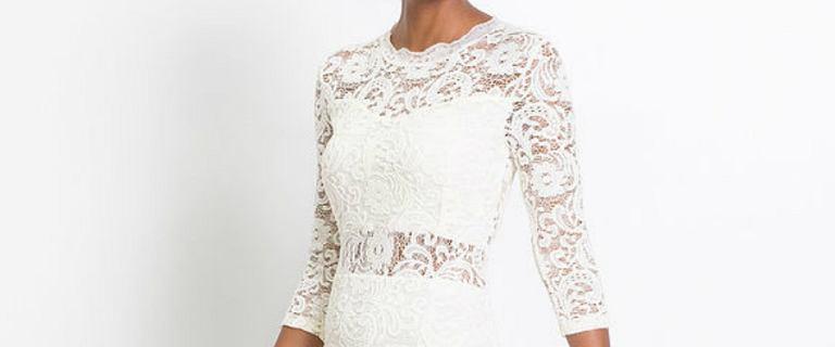 Nowa kolekcja sukien ślubnych Bonprix! Piękne modele w dobrej cenie