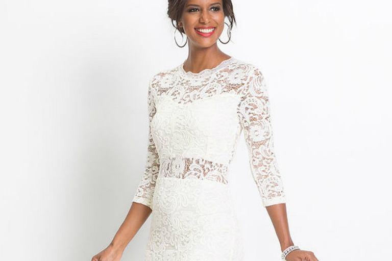 2b9711f471 Nowa kolekcja sukien ślubnych Bonprix! Piękne modele w.