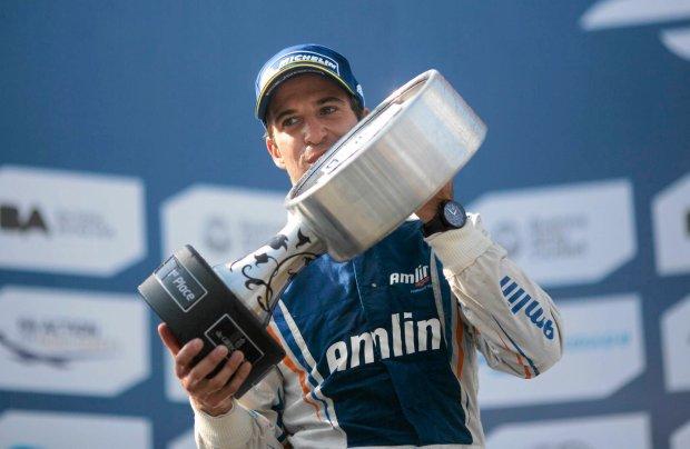 Formuła E. Antonio Felix da Costa wygrał w Buenos Aires