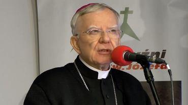 Abp Jędraszewski na konferencji w Archidiecezji Krakowskiej