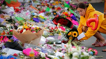 Upamiętnienie ofiar zamachu na meczety w Christchurch