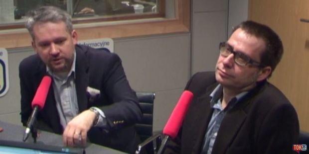 Michał Szułdrzyński i Rafał Kalukin w