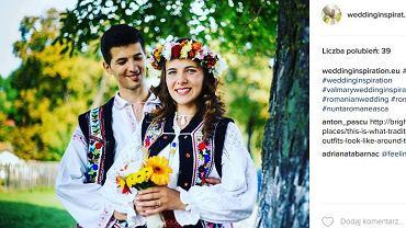 Tradycyjne stroje ślubne