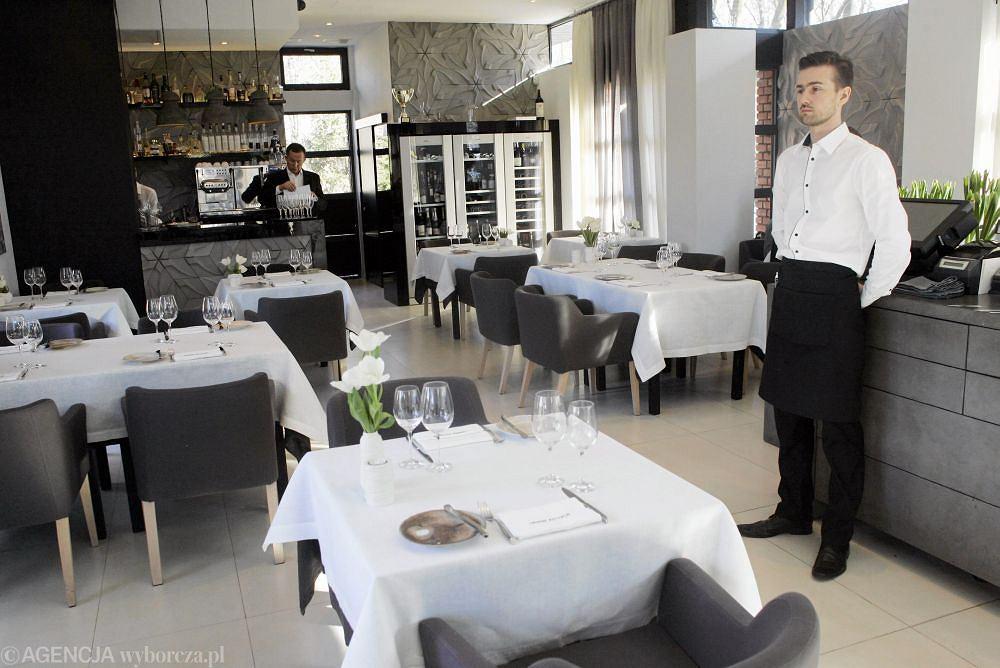 Restauracja Atelier Amaro w Warszawie