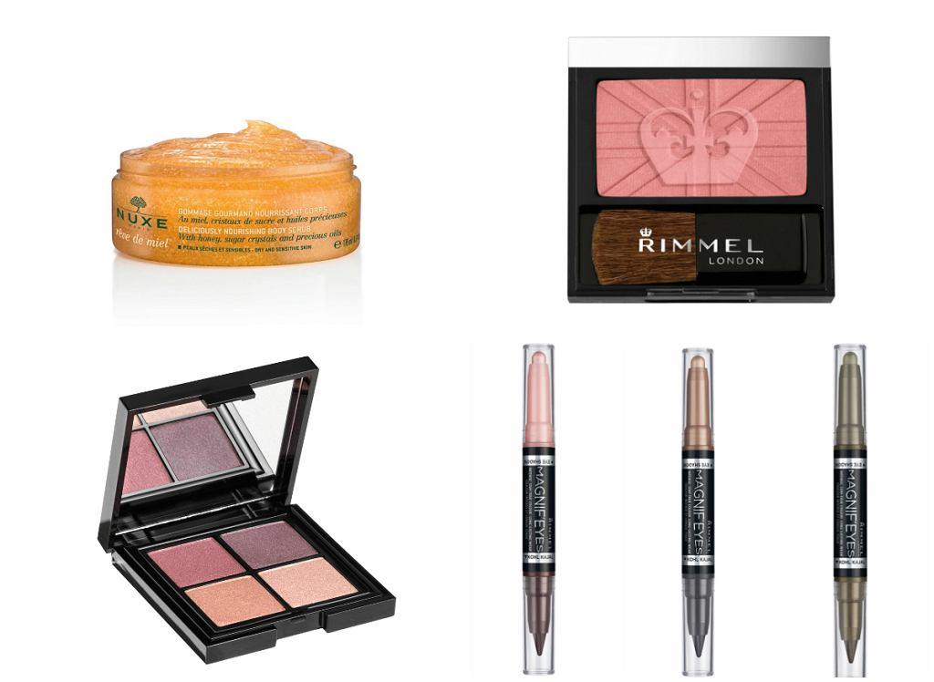 Jesienne nowości kosmetyczne