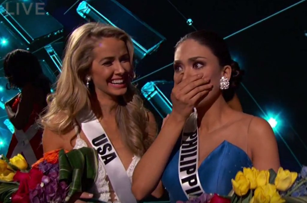 Miss USA i Miss Filipin